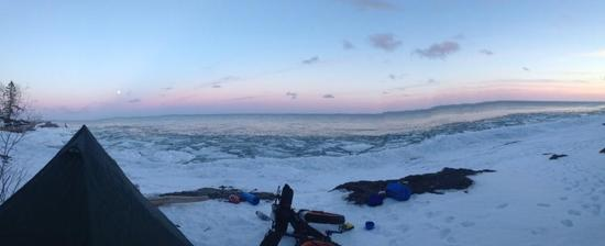 camping on the northshore