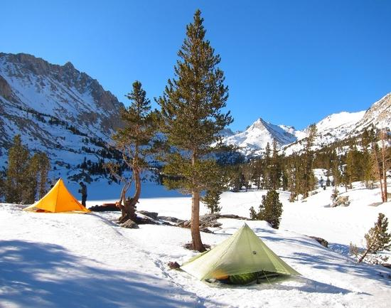 blue lake camp