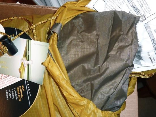 MSR Fast Stash Tent Brand New Green version! & MSR Fast Stash Tent -Brand New in Package - Backpacking Light