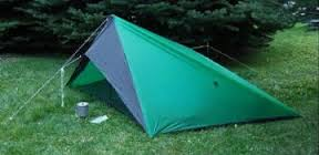 Brawny Ultralight Tarp Tent