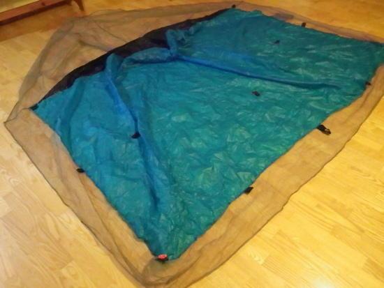 Brawny tent overview