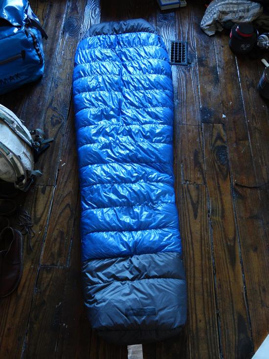 FS: GoLite Z30 Quilt 850-fill down - Backpacking Light : golite down quilt - Adamdwight.com