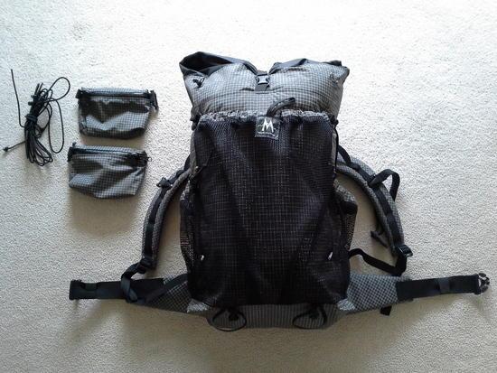 pack filled