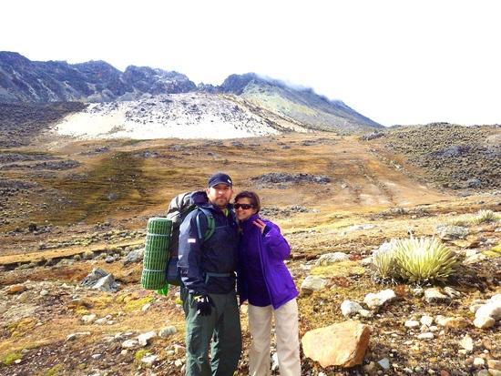Los Nevados Peak