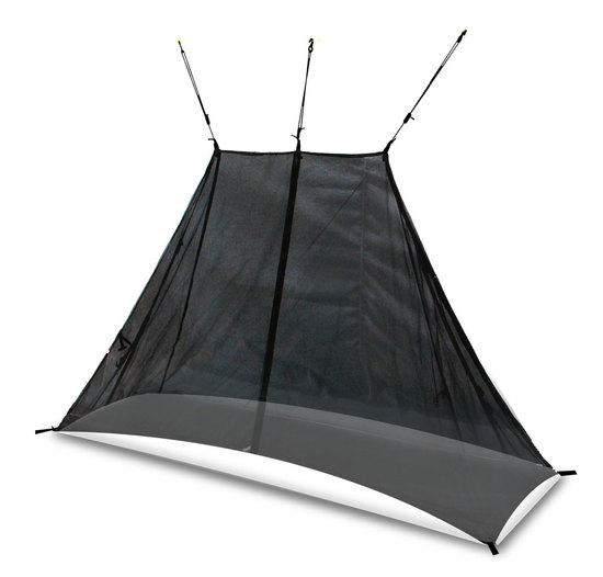 The Shelter is made from Dupont Tyvek a non-woven high density polyethylene (HDPE) Tyvek is water resistant durable breathable and strong with a high ...  sc 1 st  Backpacking Light & Backpackinglight Member Offer: Ultralight Tyvek Mesh Shelter 210 x ...