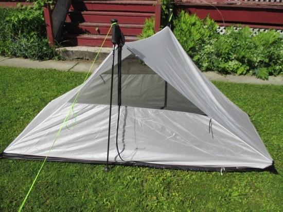 Tarptent SS1 Solid Inner front