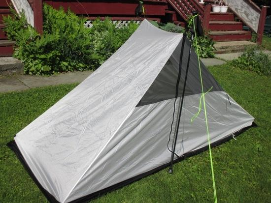 Tarptent SS1 Solid Inner Side