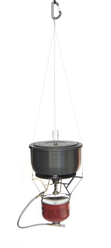 stove with Primus 2.1l pot