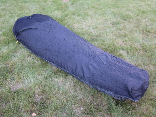 Ruta Locura Wasatch Bivy Sack & Give me your opinions in my shelter - Backpacking Light