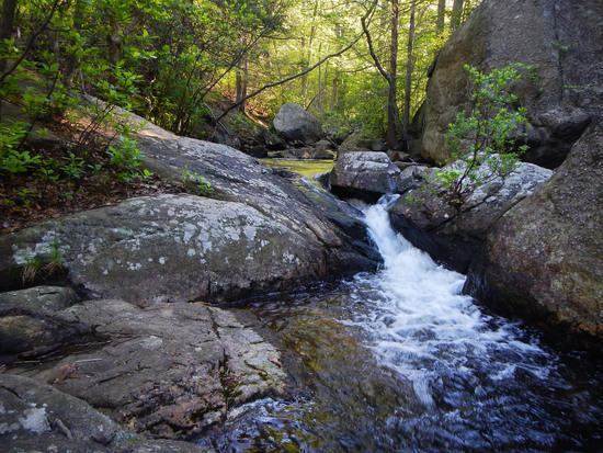 Go-Nus-Quah Rock, Harriman State Park, NY