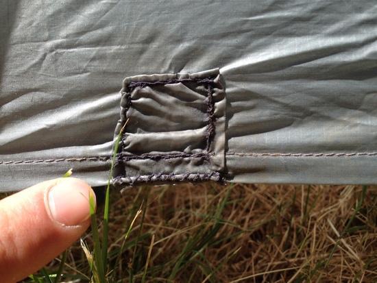 tiny patch