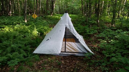 new net tent combo
