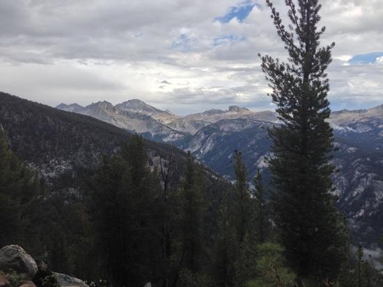 Cascade Clouds