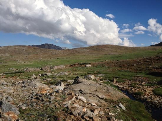 Pinchot Down Trail