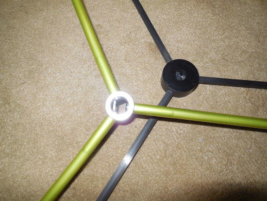 Hub ... & Ruta Locura custom carbon fiber tent poles? - Backpacking Light
