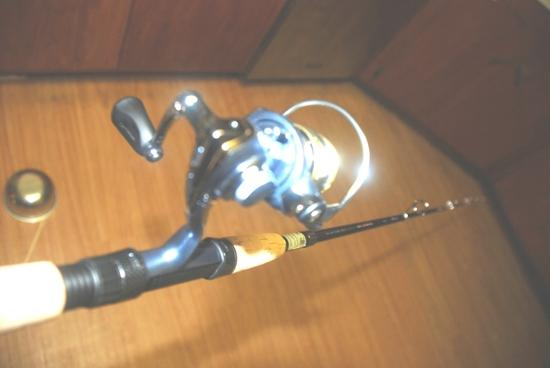 0e98bf70d2c Spin Fishing Setup - Backpacking Light