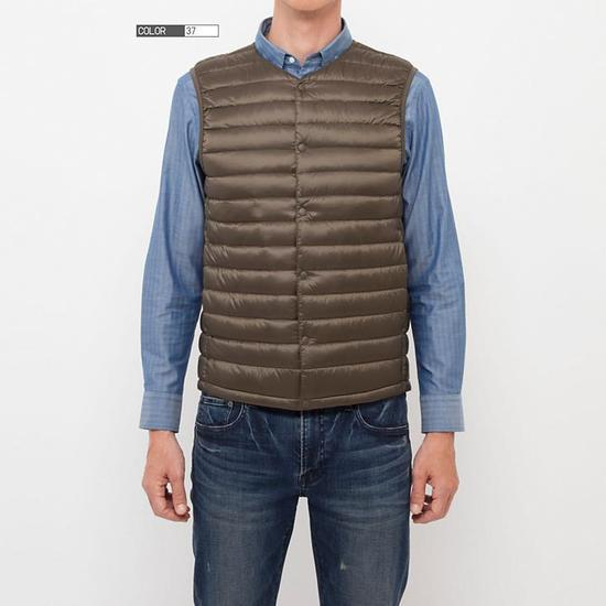 Http://www.uniqlo.com/us/product/men Ultra Light Down  Compact Vest 127865.html#09|/men/outerwear/ultra Light Down/compact/| ...