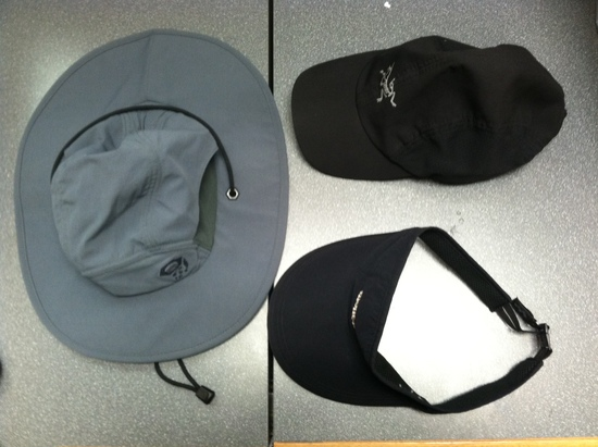 e2ec86adc60 Mountain Hardwear Talus Hat Gray Size Large Like New SOLD. h1. h2