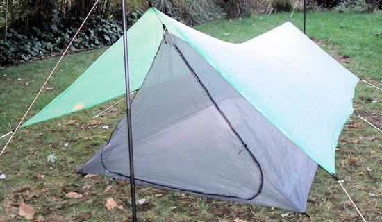 MLD Grace Duo Tarp u0026 Yama Mountain Gear 2.0 Bug Shelteru202623oz & Shelter for JMT/Sierras - Backpacking Light