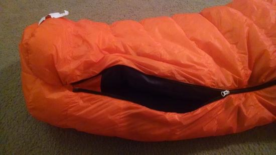 d9e84ce9660 FS: Feathered Friends Hummingbird UL20 Sleeping Bag - Backpacking Light
