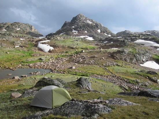 Camp Beartooth Mtns. 2010