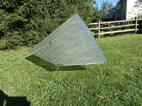 backyard & FS:ZPacks™ Hexamid Solo Tent or Tarp - Backpacking Light