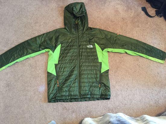 98ac8899d FS: North Face DNP Hoodie - Size L - SUMMIT SERIES Synthetic Puffy ...