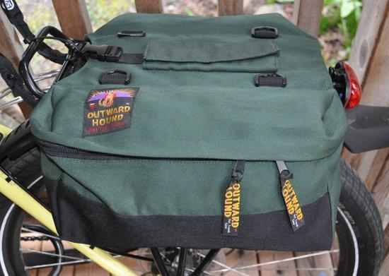 Dog pack panniers