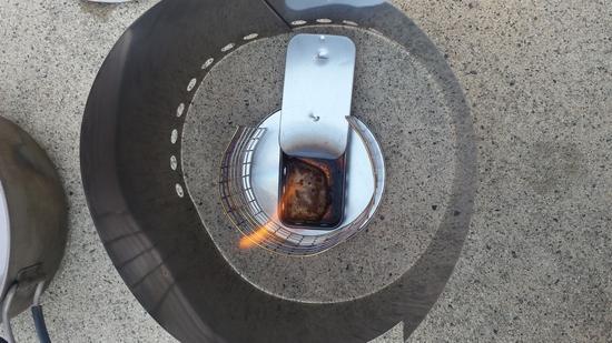 14g burning