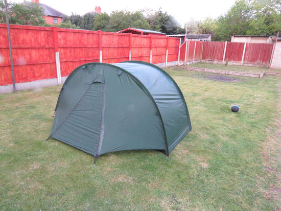 tent end view