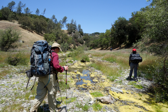 Crossing Coyote Creek