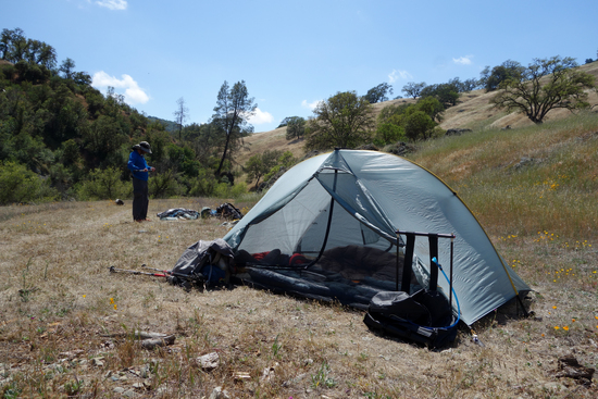 Henry Shires Double Rainbow Tarptent