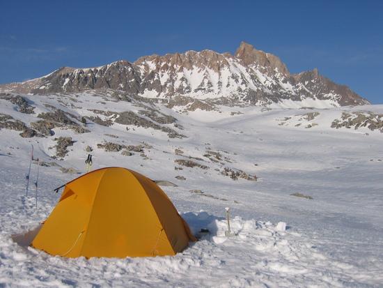 dome in Humpreys Basin
