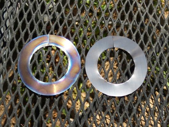 MYOG Riser Disks