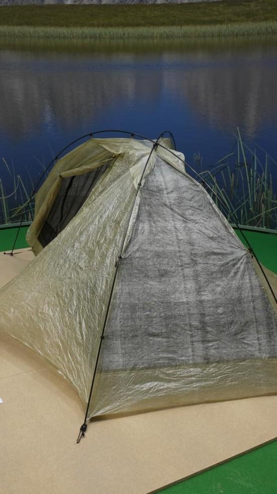 big sky int & Why few freestanding Cuben Tents? - Backpacking Light