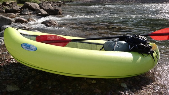 Aire Bakraft Review - Backpacking Light