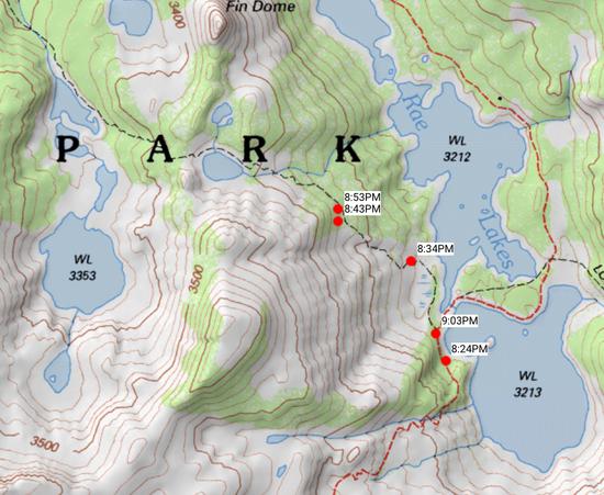 Sixty Lake Basin