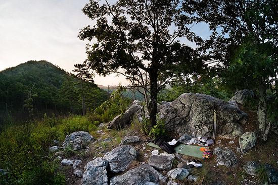 Eagle Rock Loop Camp