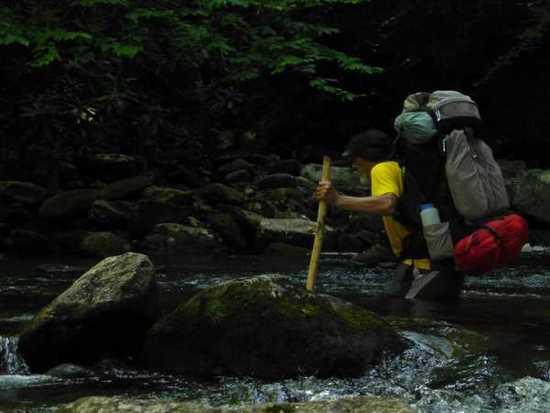 fording creek