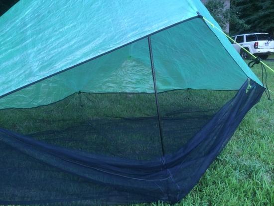 Zpack Tent 1