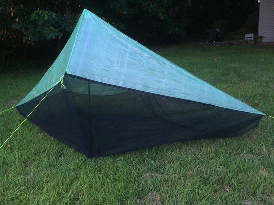 Zpack Tent 2