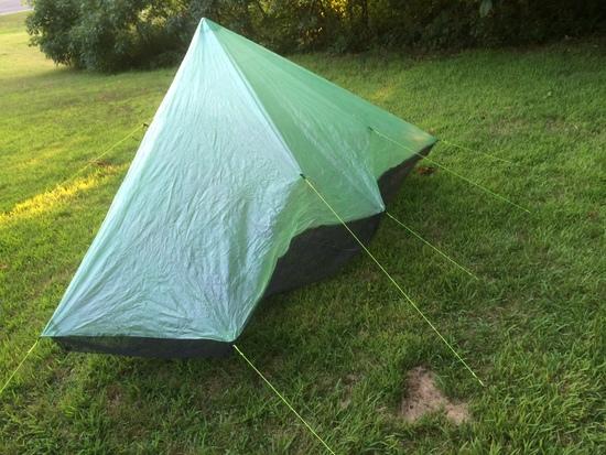Zpack Tent 4