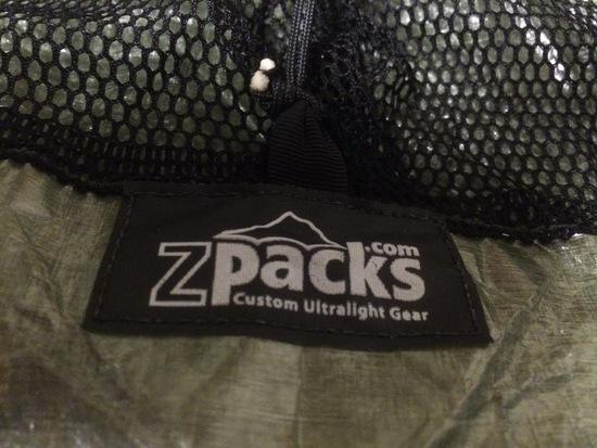 Zpack Pack 8