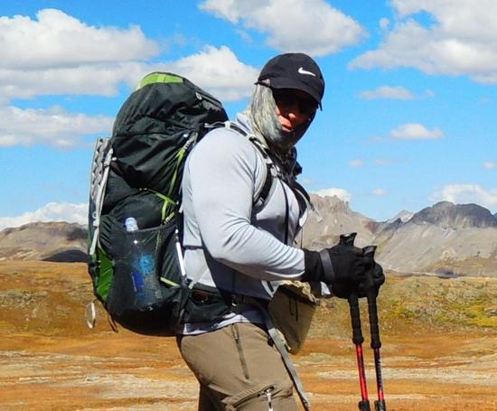 Sun cap bandana buff solution - Backpacking Light 65875f9f04d