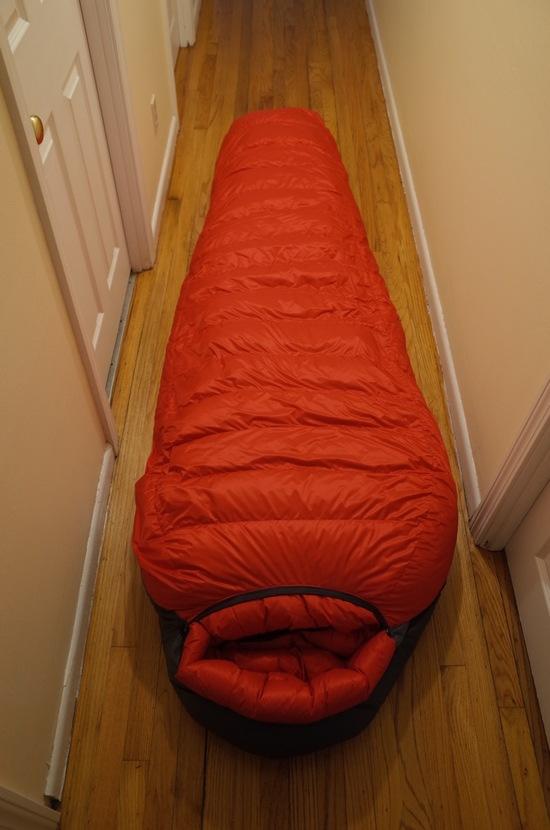 593c62de2e98 FS  Western Mountaineering™ (WM) Bison GWS -40º Sleeping Bag ...